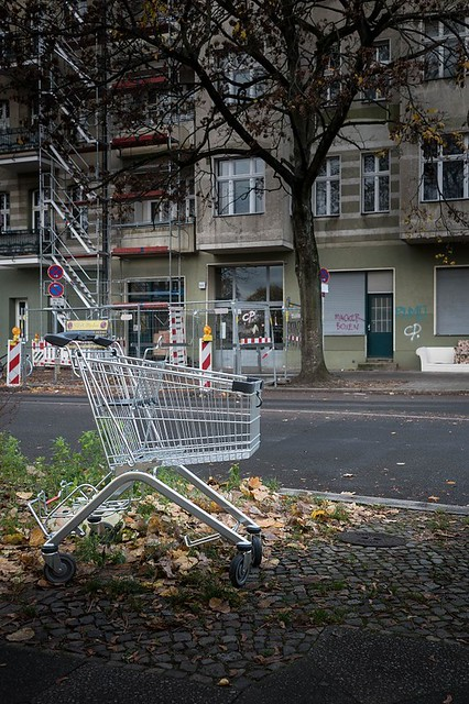 Berlin: Wiesenstraße