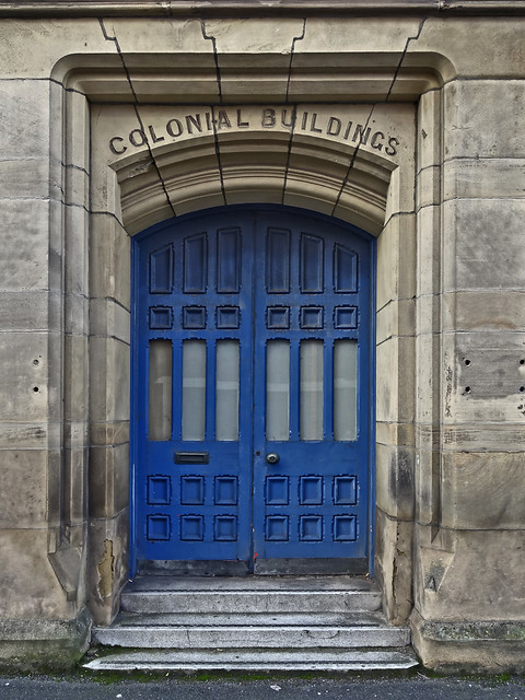 Colonial Buidings