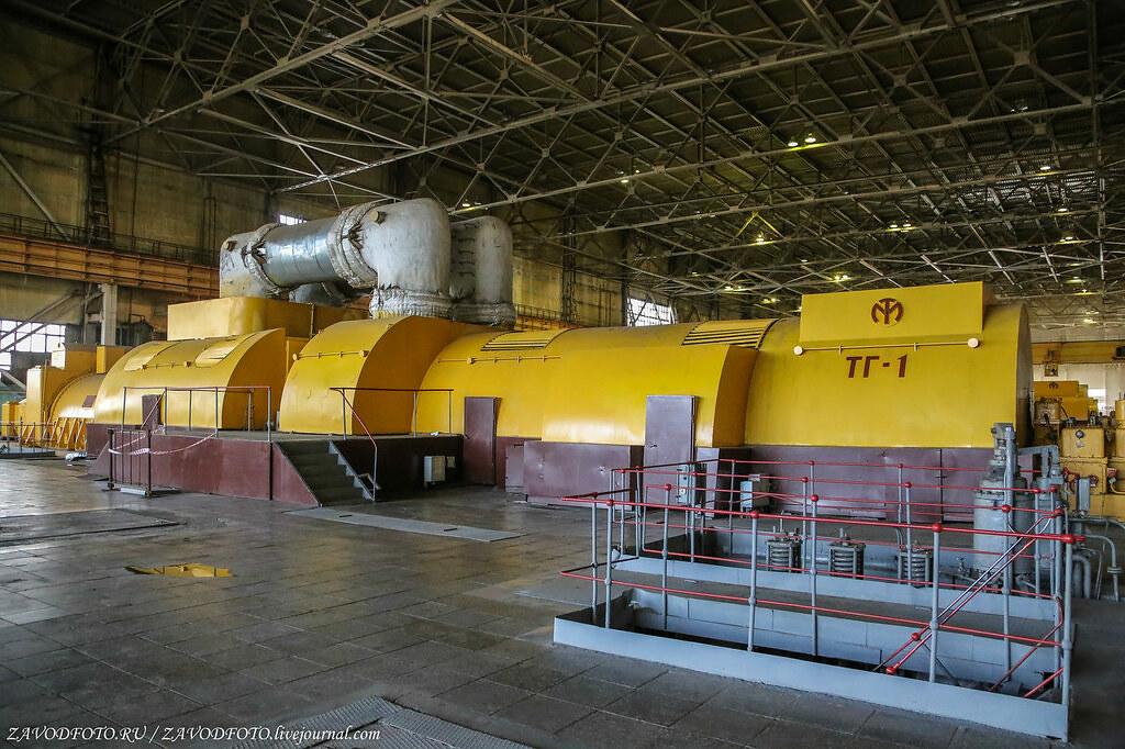 Южная ТЭЦ - самая мощная среди петербургских электростанций ЭНЕРГЕТИКА,Санкт-Петербург,ТГК-1,Южная ТЭЦ,ТЭЦ и ГРЭС
