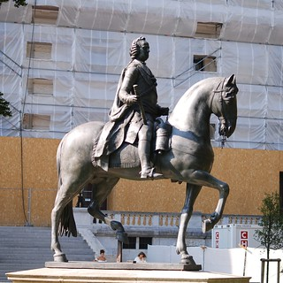 The Equestrian Statue of Francis I, Holy Roman Emperor, Version 2 | by Istvan