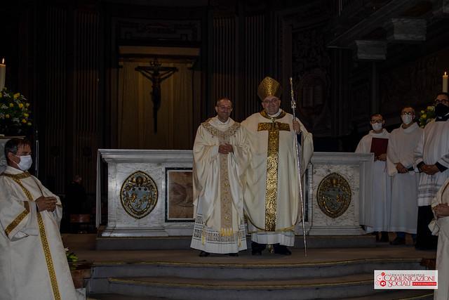 Ordinazione Presbiterale Don Francesco De Marco