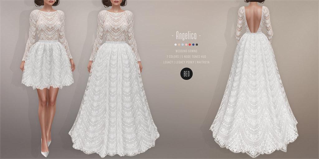 BEO – Angelica wedding gowns