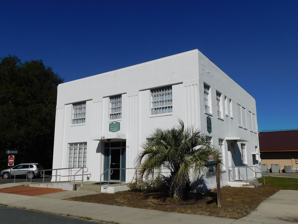 The Old Wakulla County Jail