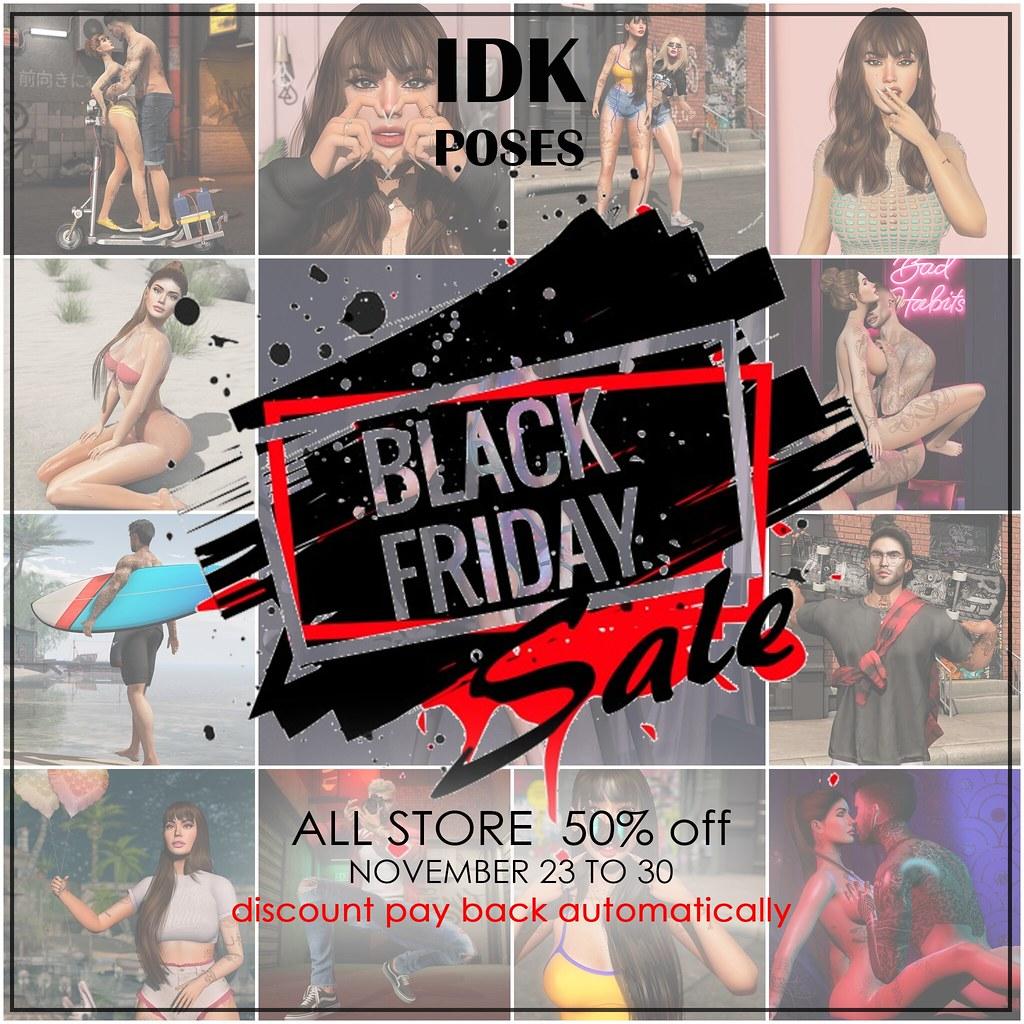Black friday IDK