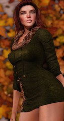 Only a Few Days Left at Fameshed To Pick Up Aleutia's Beautiful Fall Sweater Dress!