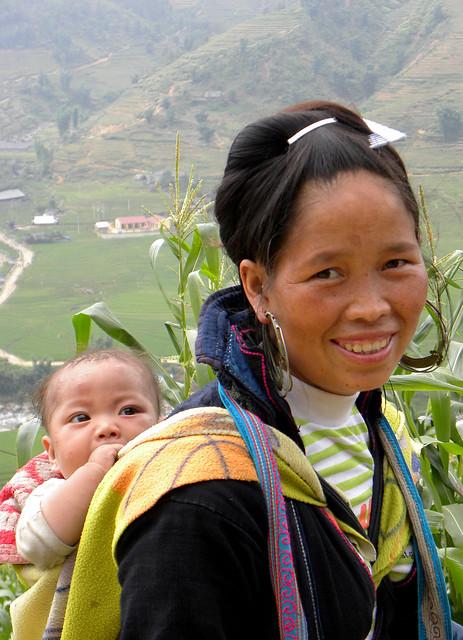 Mom Blak Hmong - Sapa  Vietnam