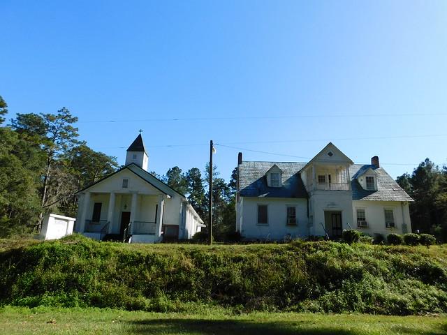 Evergreen Congregational Church and School