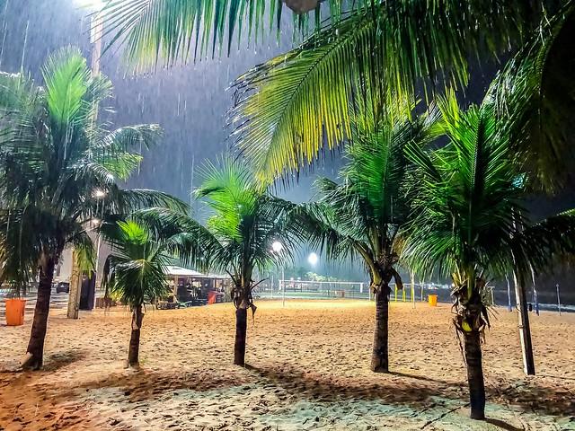 Leme Beach, Rio de Janeiro, Brazil