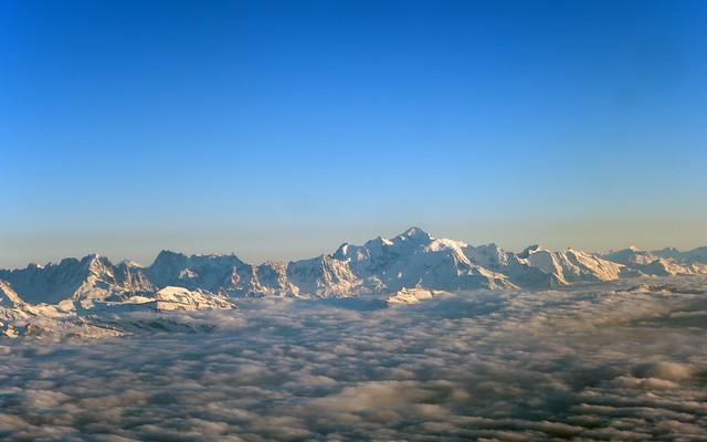 // massif du Mont-Blanc