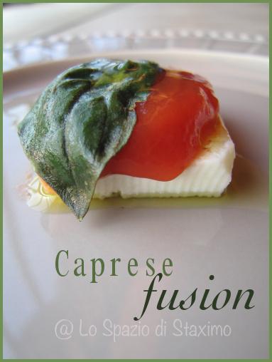 Caprese Fusion