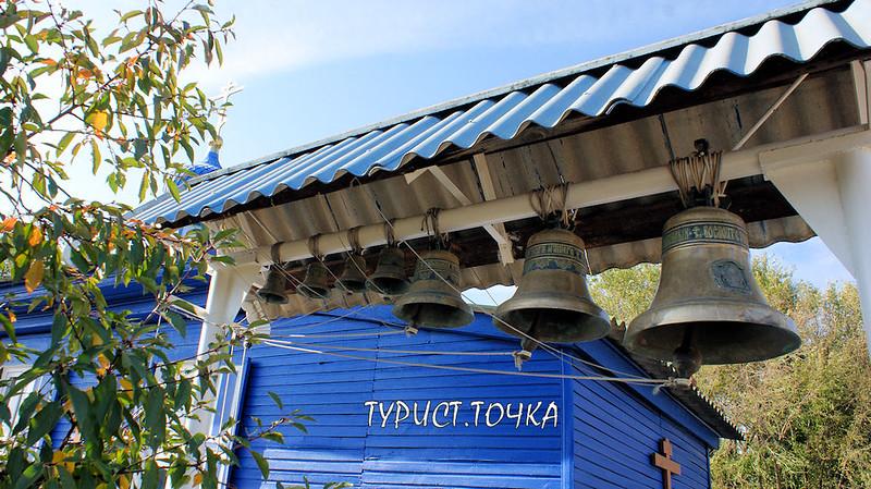 Покровская церковь в станице Каргинской