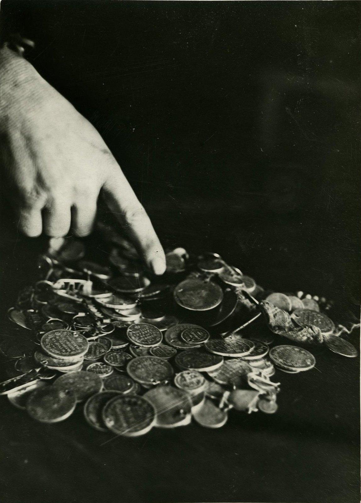 11. 1930-е. Что хранят кулаки в Лударвае. Имущество кулака. Колхоз «Красный Лударвай»