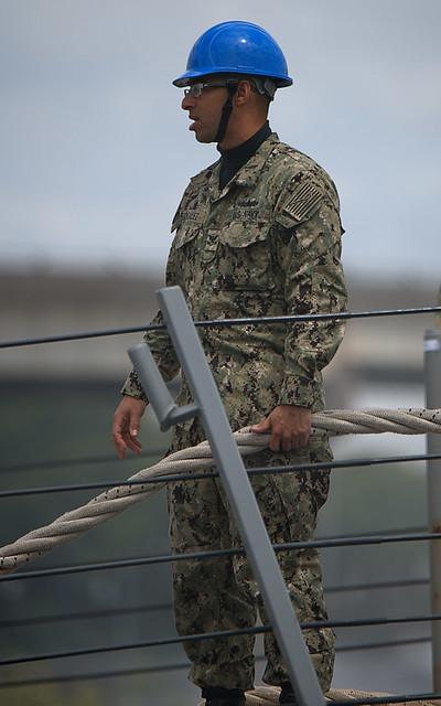 Navy Man