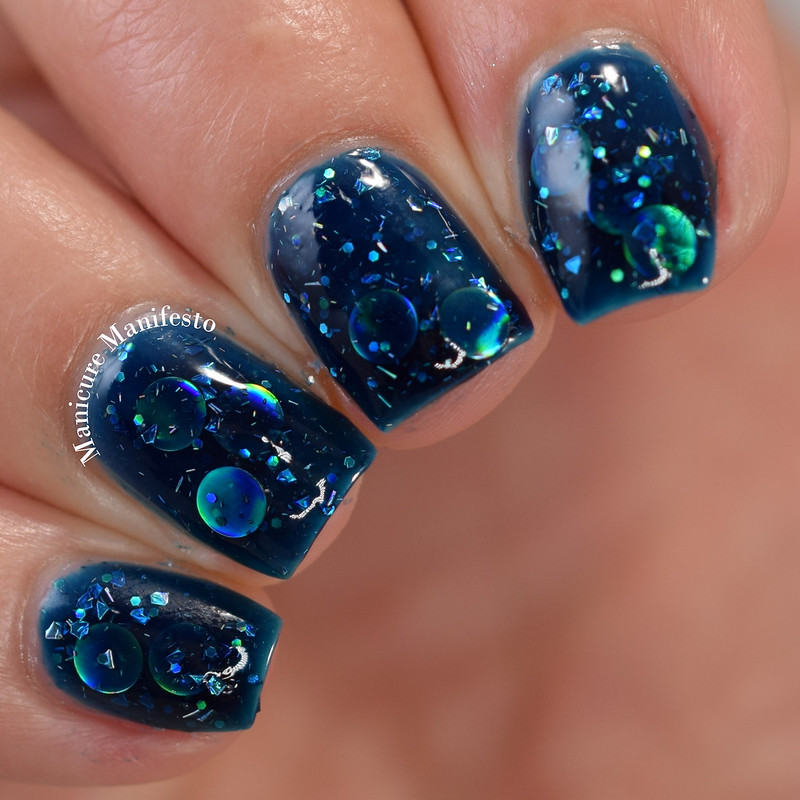 EDM Oceanic Forces swatch
