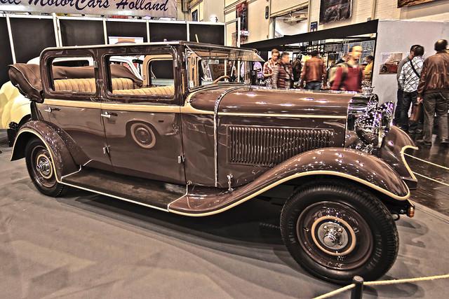 Röhr 8 RA Limousinen-Kabriolet Autenrieth 1931 (4888)