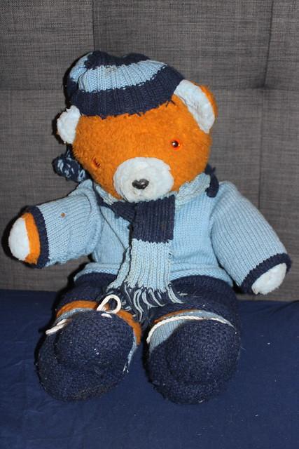 Wycombe Wanderers teddy