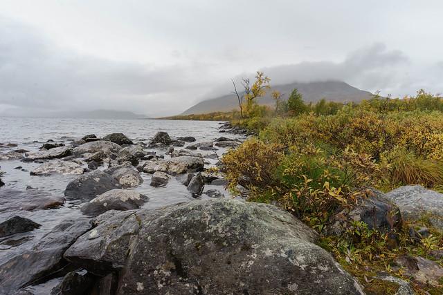 Cloudy day, Kilpisjärvi