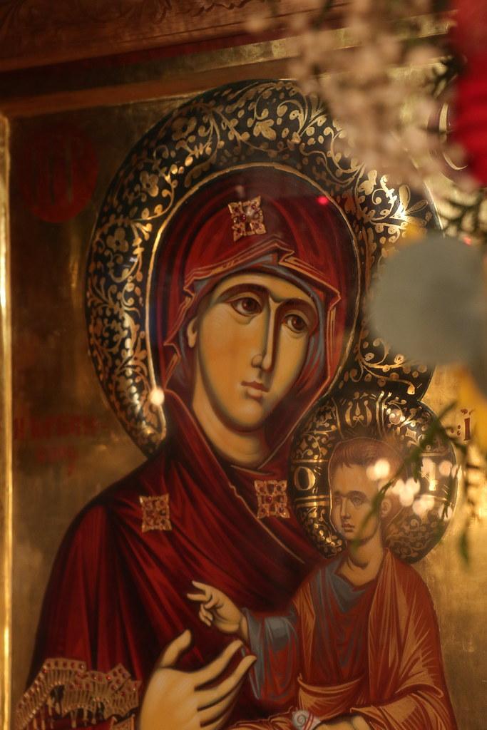 22/11/2020 - Архиерейское богослужение в день памяти иконы Божией Матери