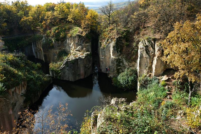 Megyer-hegy Tarn, Northern Hungary