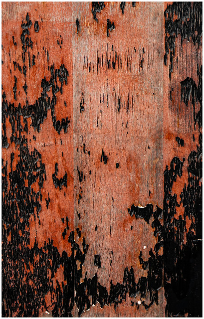 Peeling Paint, Dumbarton