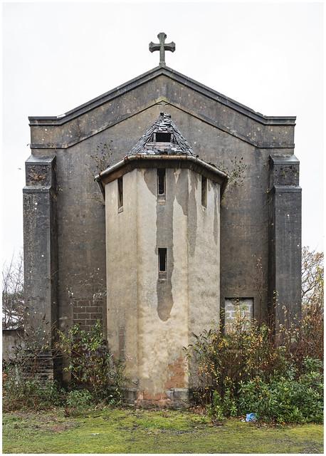 Abandoned Chapel, Dumbarton-2
