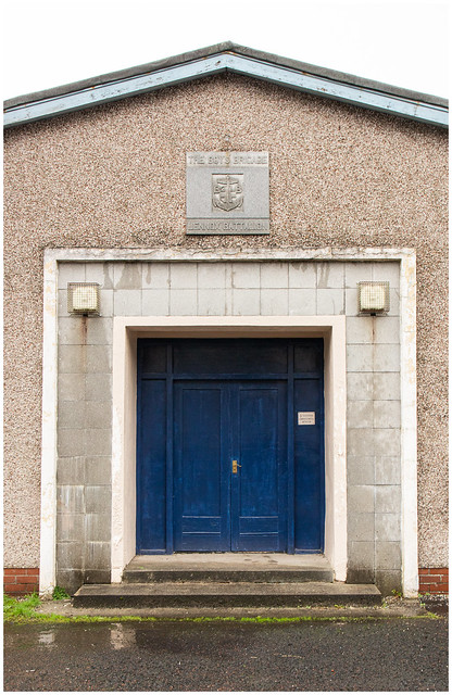Boys Brigade Hall, Vale of Leven