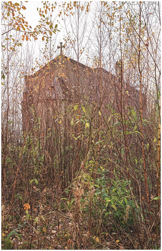 Abandoned Chapel, Dumbarton