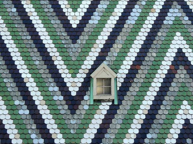 Huge mosaic