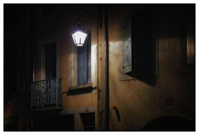 the light around the corner