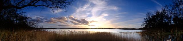 Naardermeer Panorama