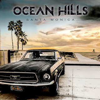 Album Review: Ocean Hills - Santa Monica