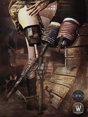 Wicca's Originals & DRD - Alyx Legs