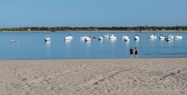 Quietud en el Guadalquivir