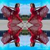 Elegance of a Beautiful Ballerina by adrianvan07