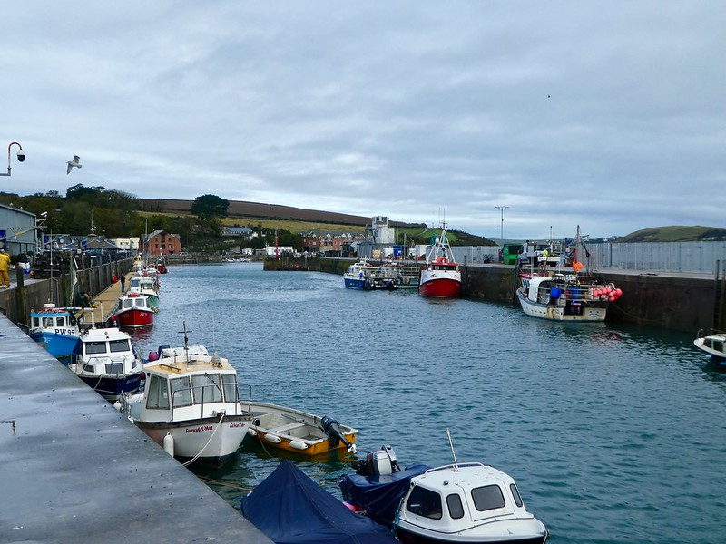 South Quay, Padstow