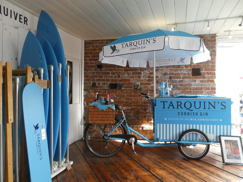 Tarquin's Gin Shop, Padstow