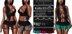 .:Bad Rabbit:. Kolly#2 Skirt, Top
