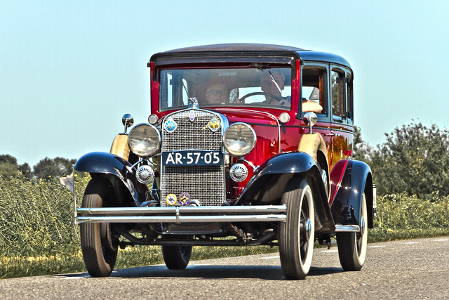 Chevrolet AE Independence Sedan 1931 (0758)
