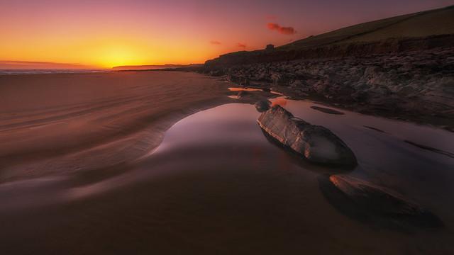 Ballycroneen Clear Sunset