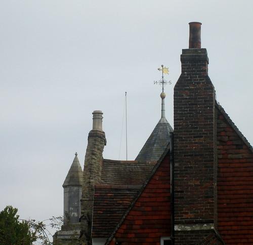 Rye, Twisted Chimney