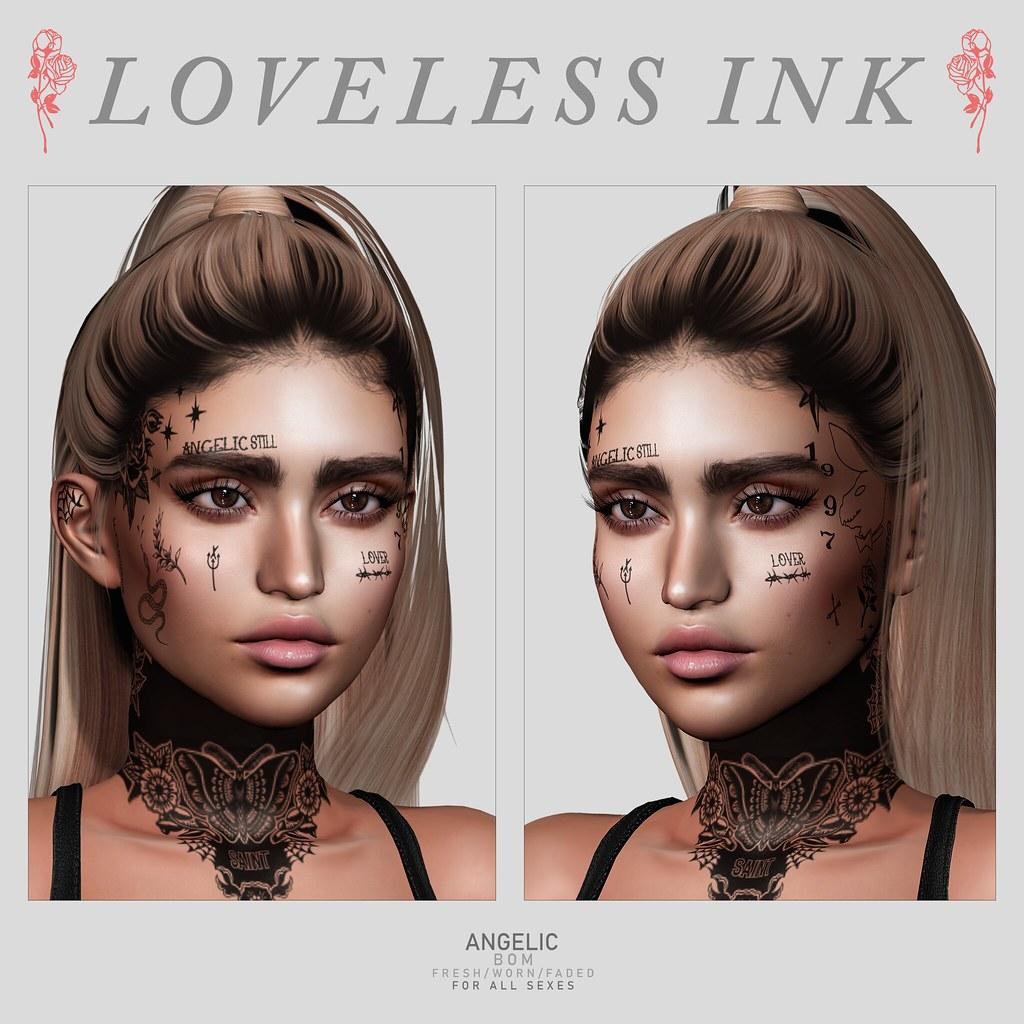Loveless Ink – Angelic