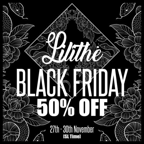 Lilithe'// Black Friday SALE @ Mainstore