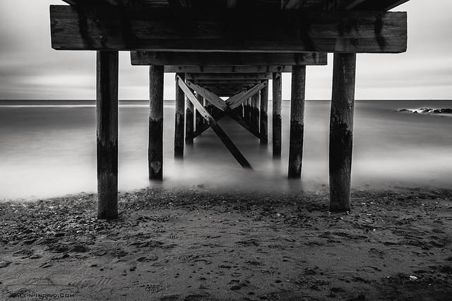 Walnut Beach Boardwalk