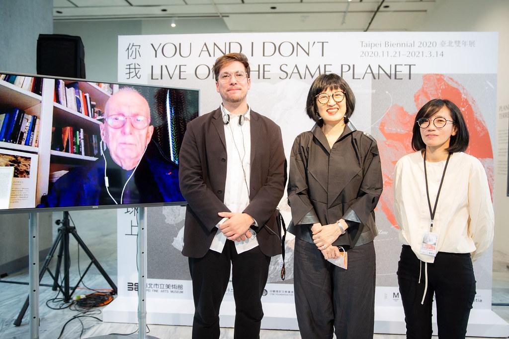 北美館2020台北雙年展 聚焦氣候變遷、省思藝術產業碳排放