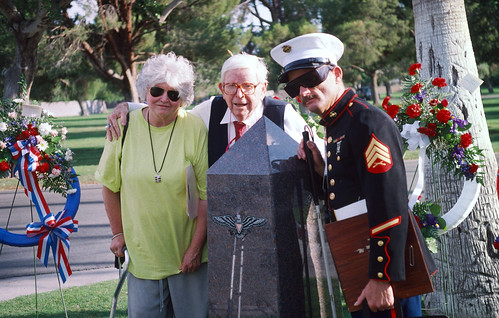 Dedication of First LGBT Veterans Memorial - May 2001 (3)