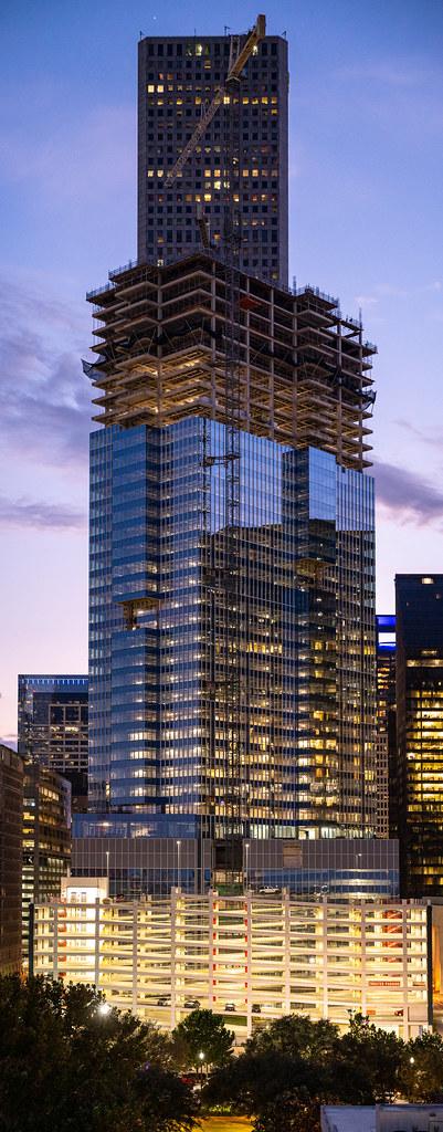 Texas Tower - Progress 11-22-2020