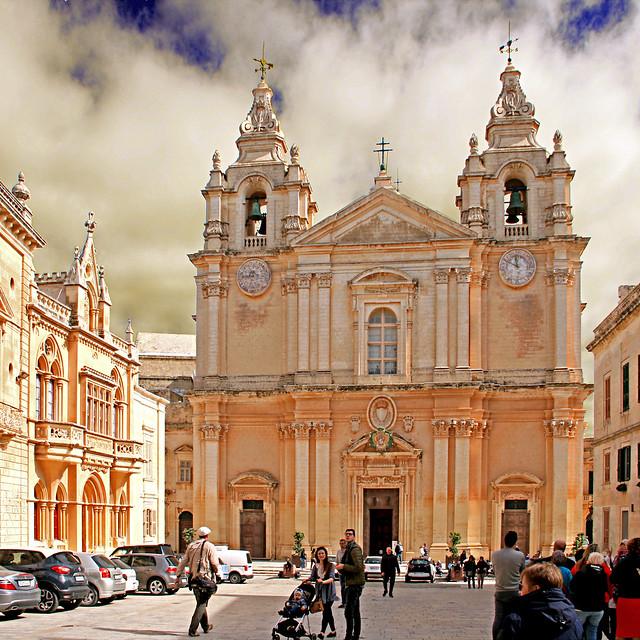 Mdina, L-Imdina, Malta
