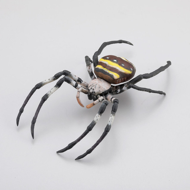 八腳刺客來襲!海洋堂《膠囊Q博物館》蜘蛛系列轉蛋玩具