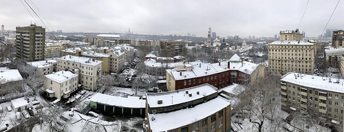 Moscow snow 23-11-2020