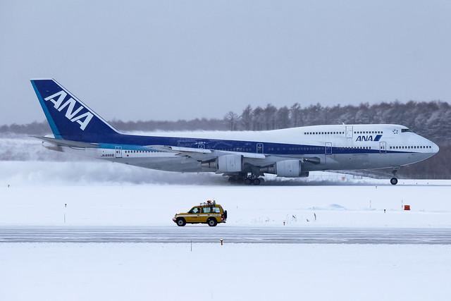 All Nippon Airways Boeing 747-481D (JA8966)
